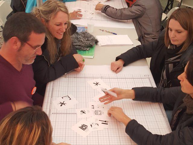 Région Normandie: Développement et mise en réseau des tiers-lieux