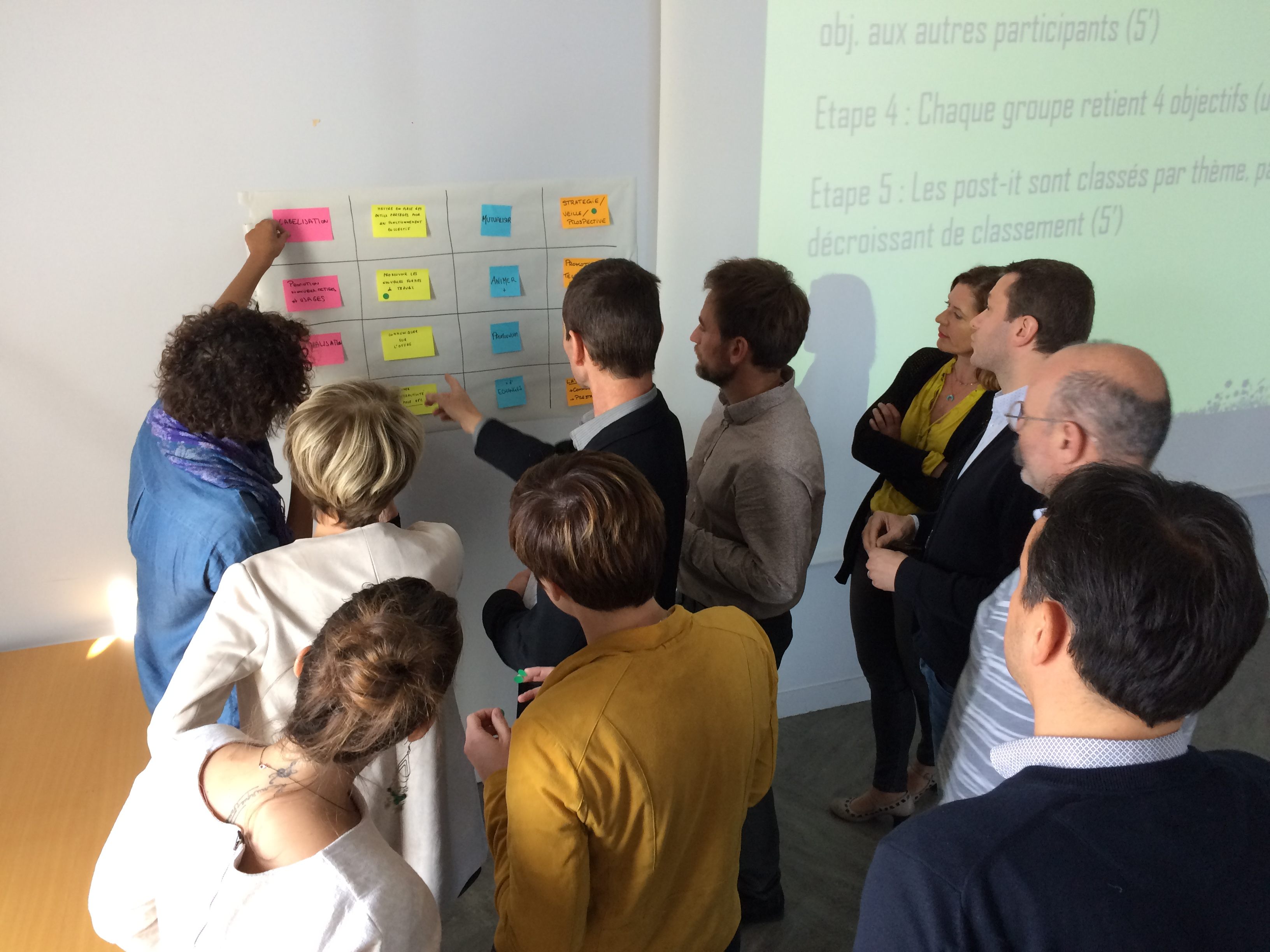 Pôle Métropolitain Centre Franche Comté: Appui à la mise en réseau des tiers-lieux