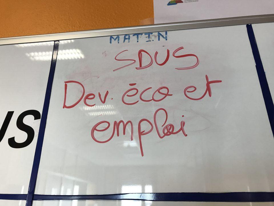 Agglo de Douai: Schéma de développement numérique