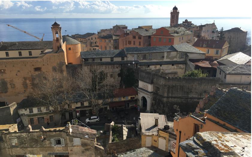 Com d'agglo de Bastia : Définition de la stratégie de territoire intelligent 2018-2022